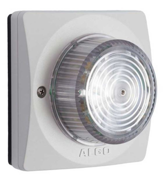Algo 1128 LED Strobe Light (Clear)