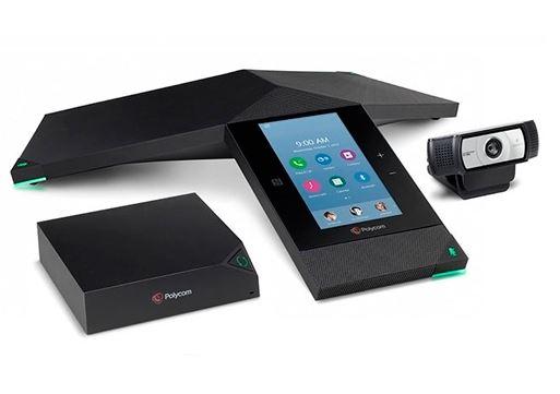 Polycom Trio 8800 Skype for Buisness Collaboration Kit