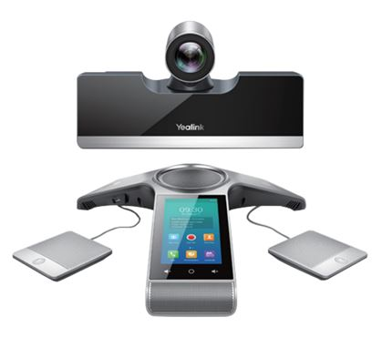 Yealink VC500 Videoconferencing Endpoint including CP960 with 2 wired expansion microphones