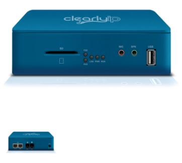 Clearly IP PBX Appliance 715 FreePBX 1FXO 1 FXS