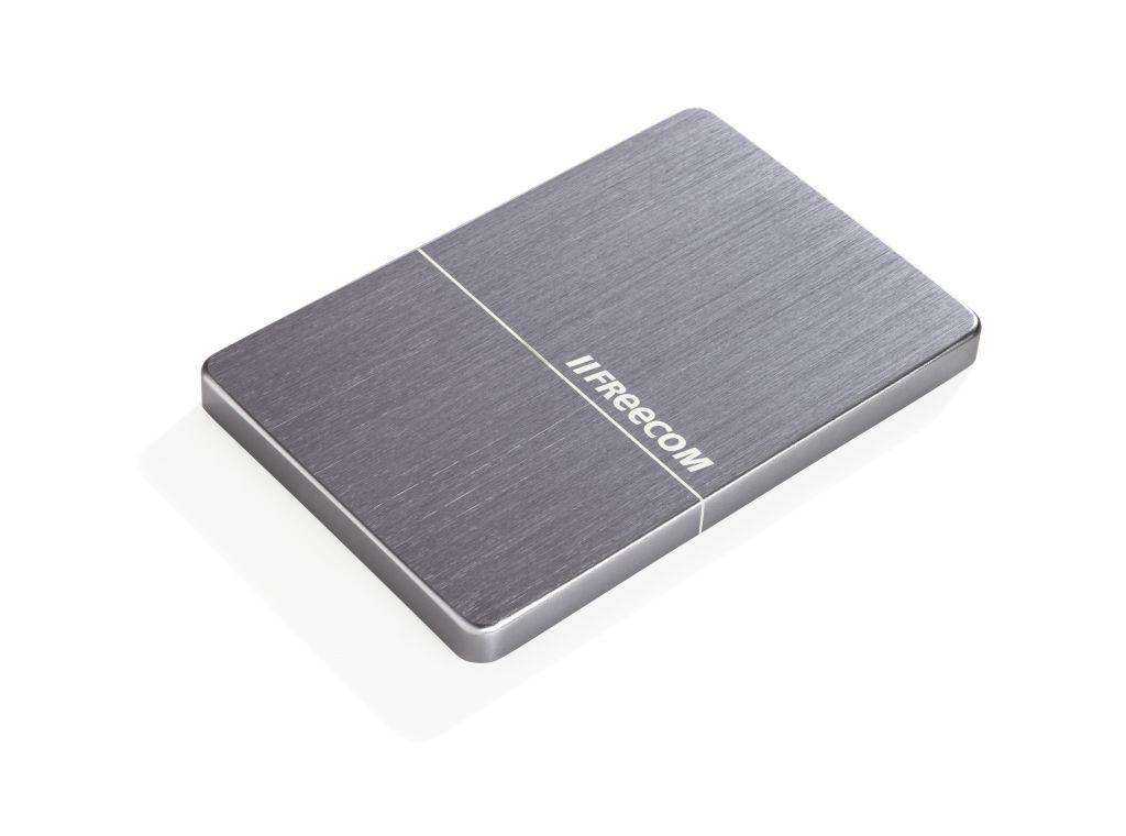 Freecom Mobile Drive Metal 3.0 2TB Sgrey