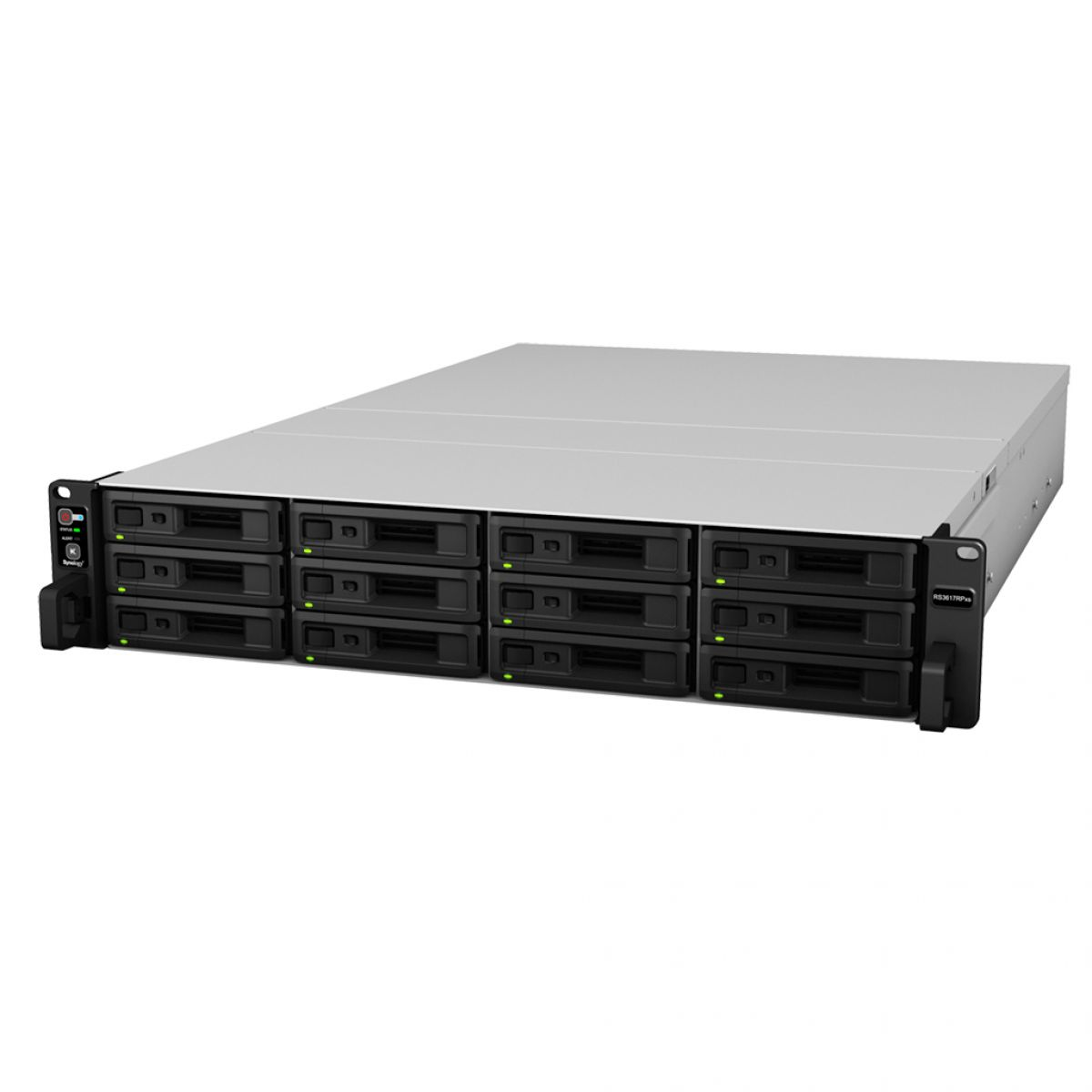 Synology RS3617RPXS/48TB-REDPRO  12 Bay