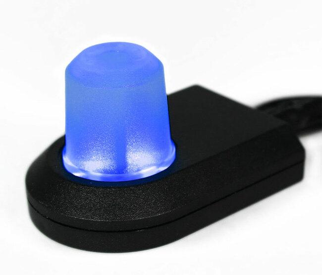 Algo 1127 LED Visual Alerter (Blue)