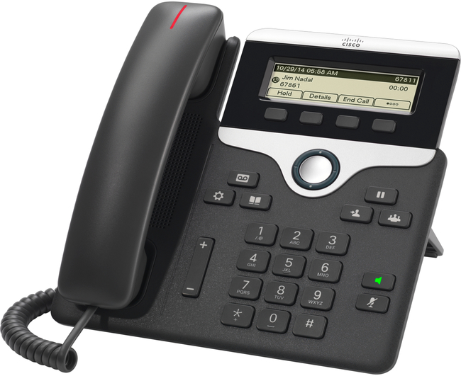Cisco 7811 Multiplatform SIP Phone
