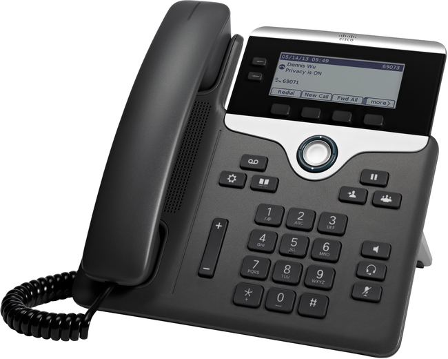 Cisco 7821 Multiplatform SIP Phone