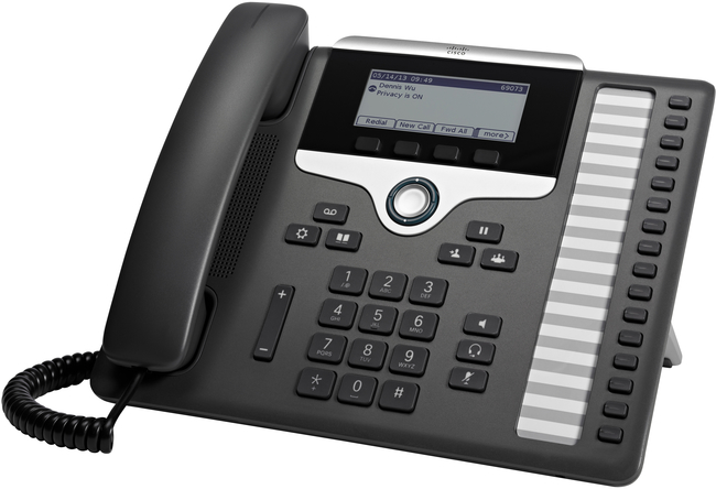 Cisco 7861 Multiplatform SIP Phone