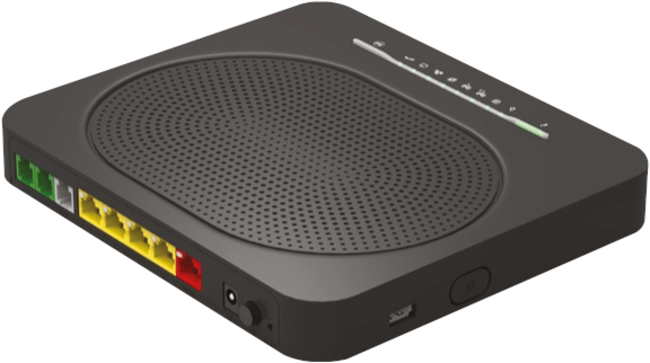 Technicolor DGA0122 MultiWan Router with voice