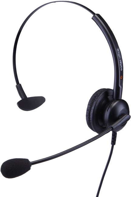 Eartec 308 Monaural Wired Headset
