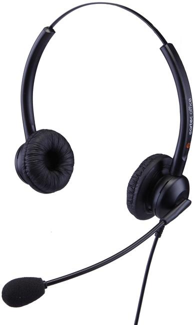 Eartec 308D Binaural Wired Headset