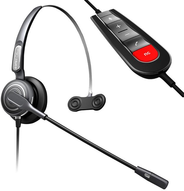 Eartec Office 710UC Pro USB Monaural Headset