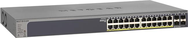 Netgear 24 Port (24 PoE), 4x SFP, 10/100/1000, Switch