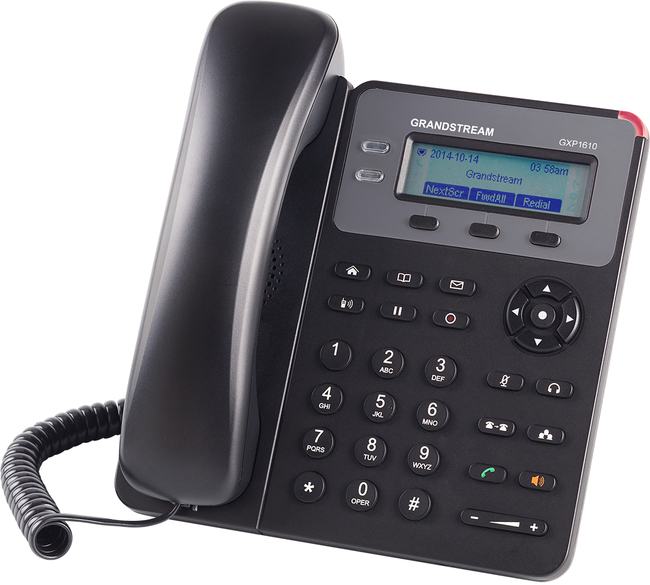 Grandstream GXP1610 Small Business IP Phone