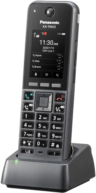 Panasonic KX-TPA73 Advanced DECT Handset