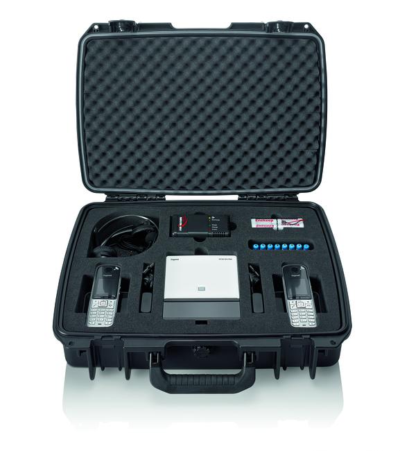 Gigaset N720IP PRO DECT Site Planning Kit