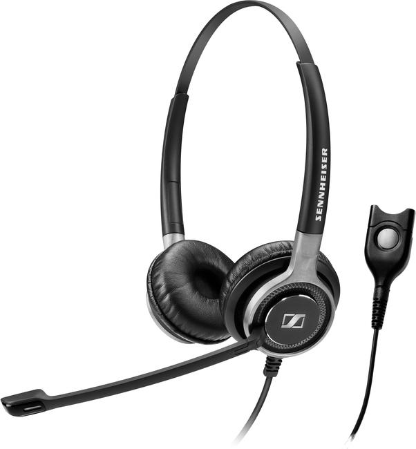 Sennheiser Century SC 660 TC Binaural Wired Headset