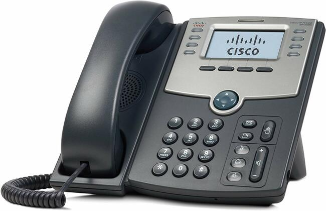Cisco SPA 508G IP Desk Phone