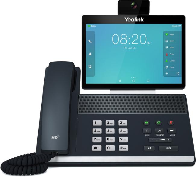 Yealink VP59 IP Video Desk Phone