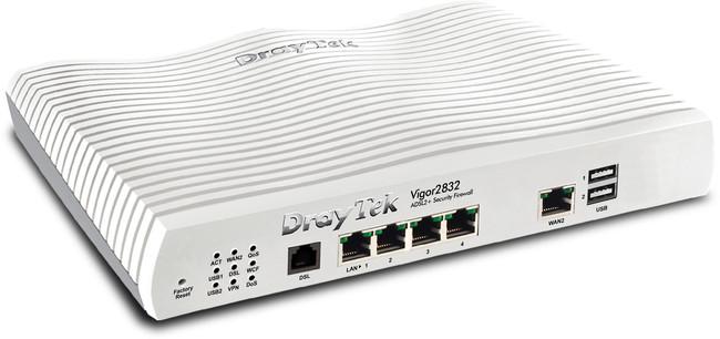 DrayTek Vigor 2832 Router
