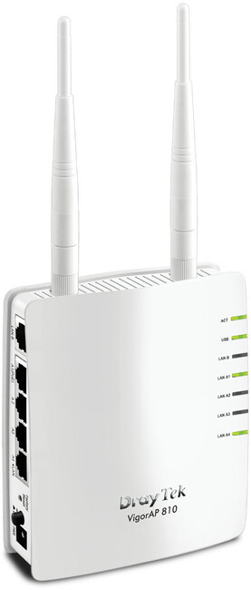 DrayTek VigorAP 810 Wireless Access Point