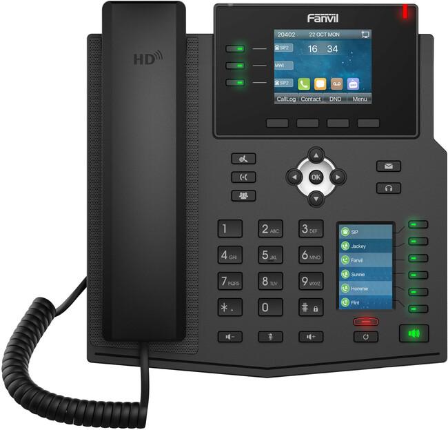 Fanvil X4U IP Desk Phone