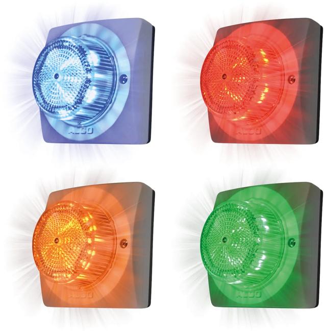 Algo 8138 4-Coloured LED Strobe Light